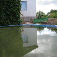 Бассейн во дворе, Бавлы