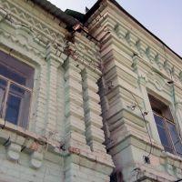 Здания бывших купеческих домов. Фрагмент., Базарные Матаки