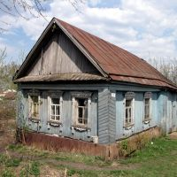 Дом родной. Bazarnyye Mataki, Tatarstan (Russia), Базарные Матаки