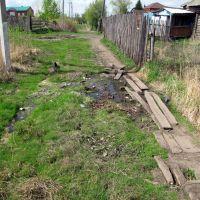 Край родной. Дорога… Bazarnyye Mataki, Tatarstan (Russia), Базарные Матаки