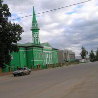 Мечеть. п. Богатые Сабы (Татарстан), Богатые Сабы