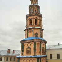 Bell-tower of St. Peter and Paul сathedral, Брежнев
