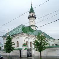 Marcani mosque, Брежнев