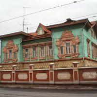 Former Krestonvikovs house, Брежнев