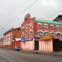 Former Pettsolds brewery, Брежнев