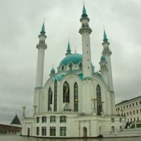 Qolsharif Mosque, Брежнев
