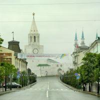 Kremlevskaya street, Брежнев