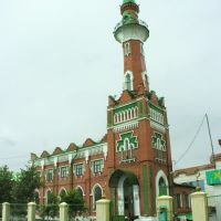Zakabannaya mosque, Брежнев