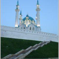 Kul-Scharif-Moschee im Kreml von Kasan, Брежнев
