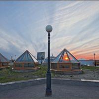 Закат над пирамидами..., Брежнев