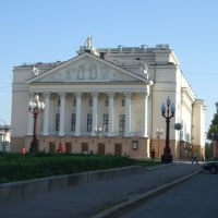 Opera and Theatre house, Брежнев