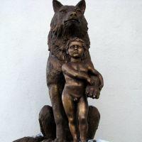 странная статуя, Брежнев