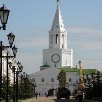 Казань, Кремль, Брежнев