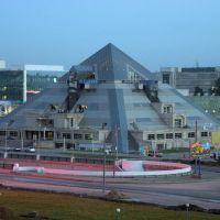 Казань, Пирамида, Брежнев