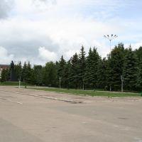 Площадь Ленина, Бугульма