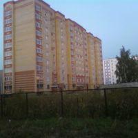 десятиэтажка на улице Суворова, Бугульма