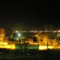 Бугульма ночью, Бугульма