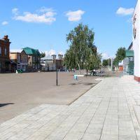 Буинск, центр города., Буинск
