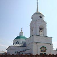 Буинск. Церковь Святой Троицы. XVIII-XIX век., Буинск