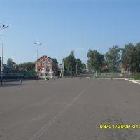 Буинск (Буа) Центральная площадь, Буинск