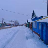 синий домик, Буинск
