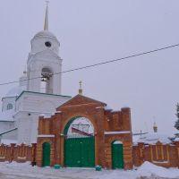 церковь, Буинск