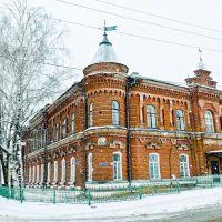 ретро дом, Буинск