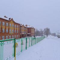 центральная улица, Буинск