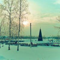 новый год 2013, Буинск