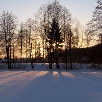 На закатеOn sundown, Васильево
