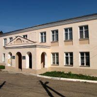 Краеведческий музей.  Verkhiy Uslon, Tatarstan (Russia), Верхний Услон