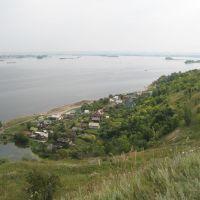 Волга -Матушка., Верхний Услон