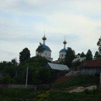 Церковь с.В.Услон, Верхний Услон
