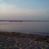 Verhniy Uslon beach, Верхний Услон