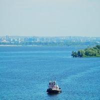 Синяя-синяя Волга, Верхний Услон