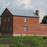 Красный дом, Высокая Гора