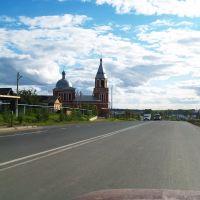 Церковь в посёлке Высокая Гора, Высокая Гора