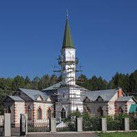 Мечеть в Высокой Горе, Высокая Гора