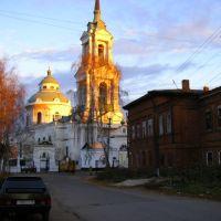 Покровский собор., Елабуга