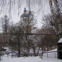 Никольская церковь., Елабуга