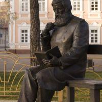 памятник Бехтереву, Елабуга