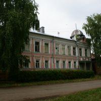 Дом на Покровской, Елабуга