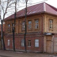 дом на ул. Московской, Елабуга