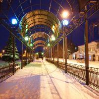арка на площади, Елабуга