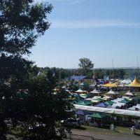 Спасская ярмарка в Елабуге, Елабуга