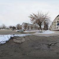 пр.Нефтяников и ул.Энергетиков, Заинск