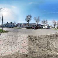 ул.Крупской и ул.Ленина, Заинск