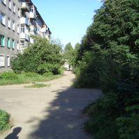 улица Тургенева в Зеленодольске, Зеленодольск