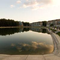 Озеро в Зеленодольске, Зеленодольск