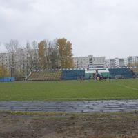 Стадион Комсомолец, Зеленодольск